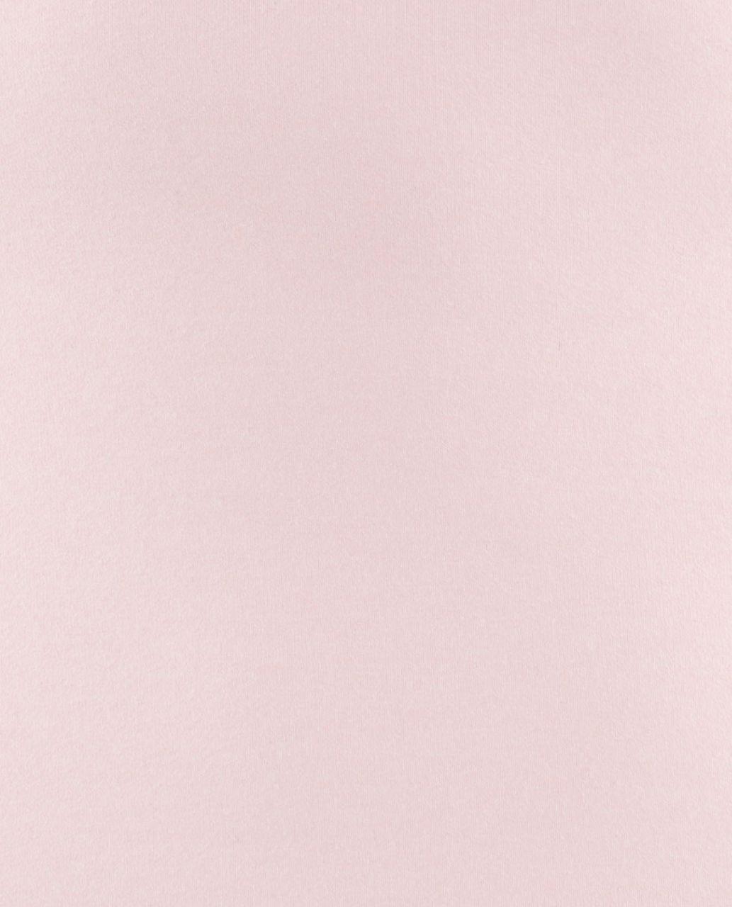 Lululemon Power Y Tank - Heathered Blush Quartz