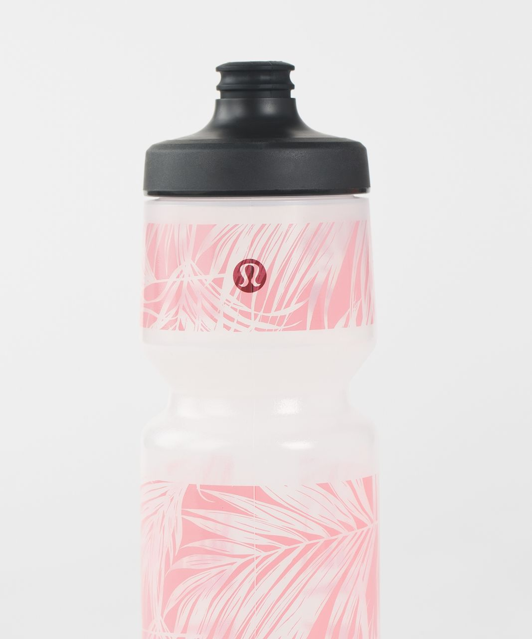 Lululemon Purist Cycling Waterbottle - Palm Lace Purist