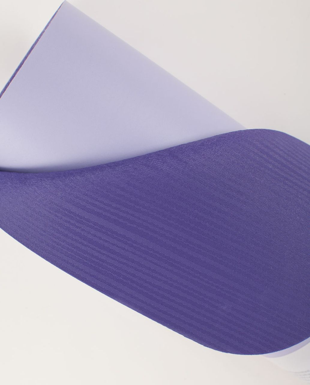 Lululemon The Mat - Lilac / Bruised Berry