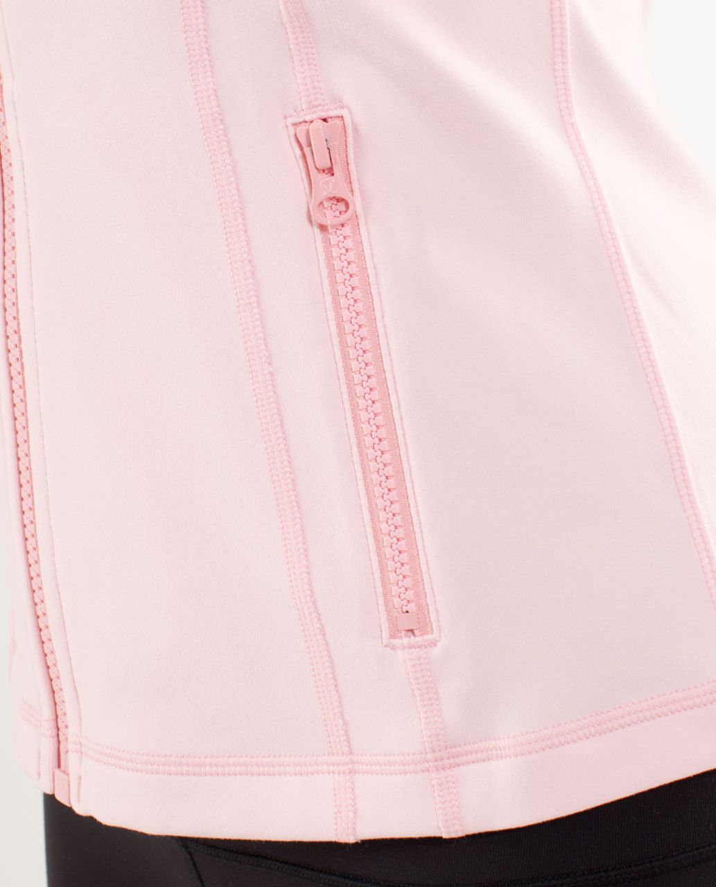 Lululemon Define Jacket - Blush Quartz / High Noon Dot Blush Quartz / Black
