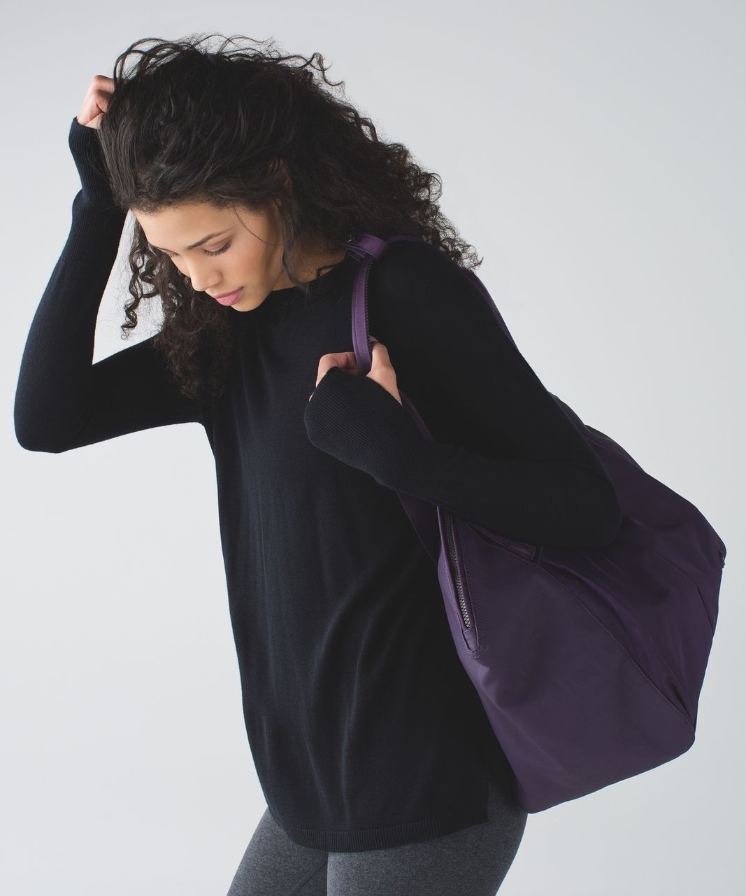 Lululemon Free To Be Bag - Deep Zinfandel