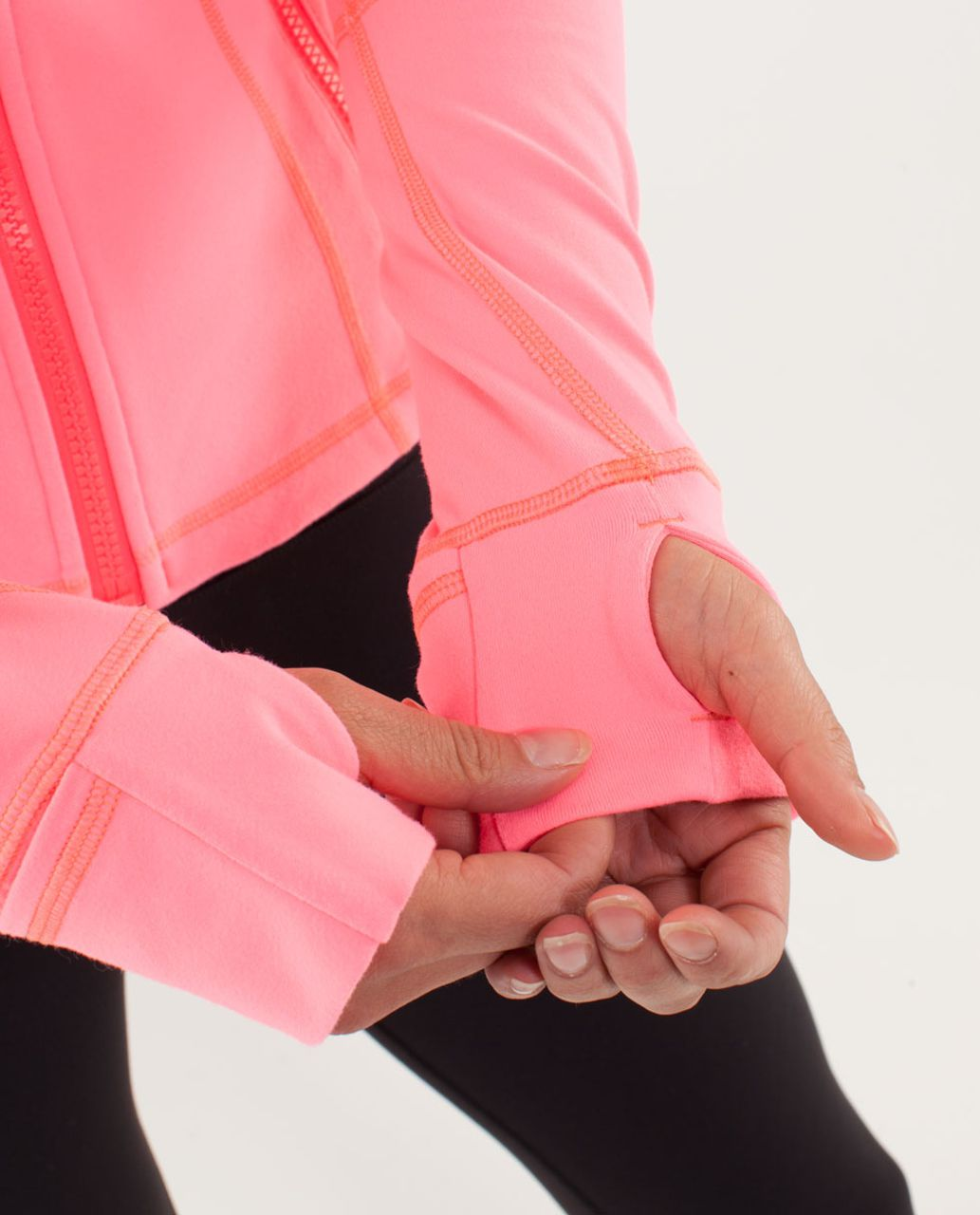 Lululemon Define Jacket - Flash Light