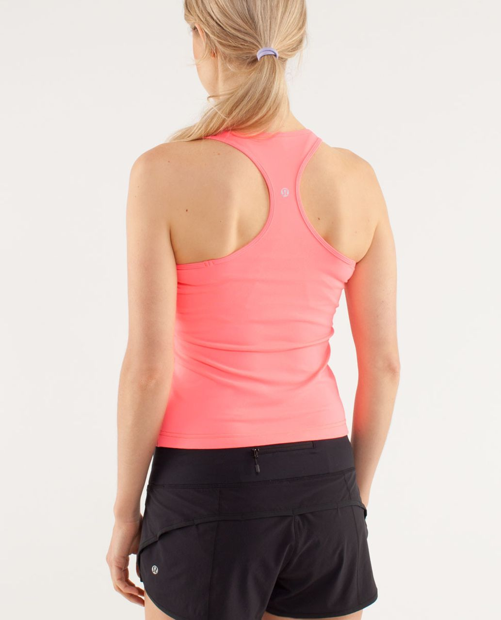 Lululemon Cool Racerback *Racing Length - Flash Light