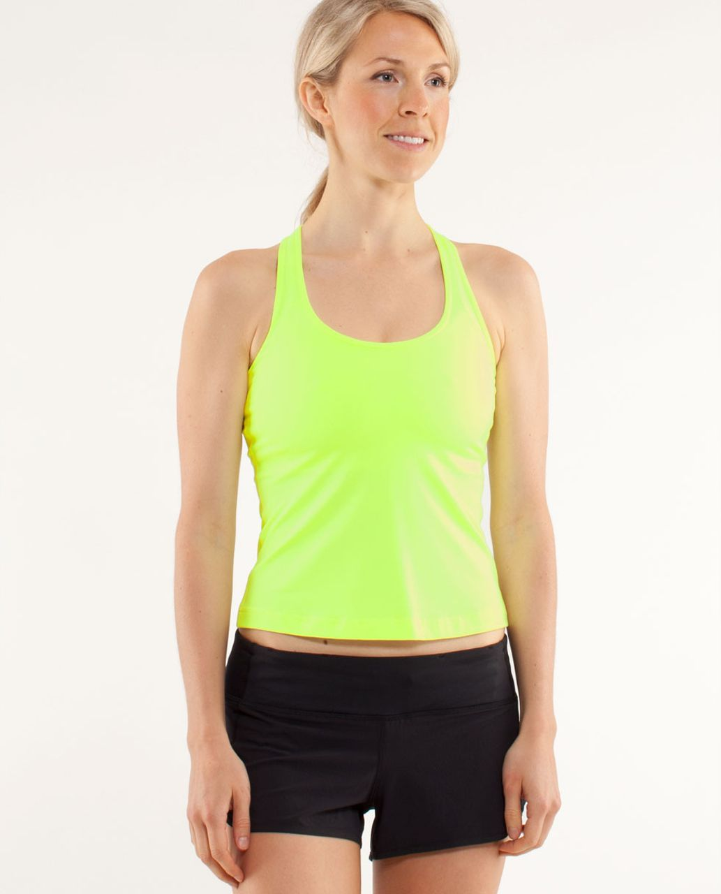 Lululemon Cool Racerback *Racing Length - Ray