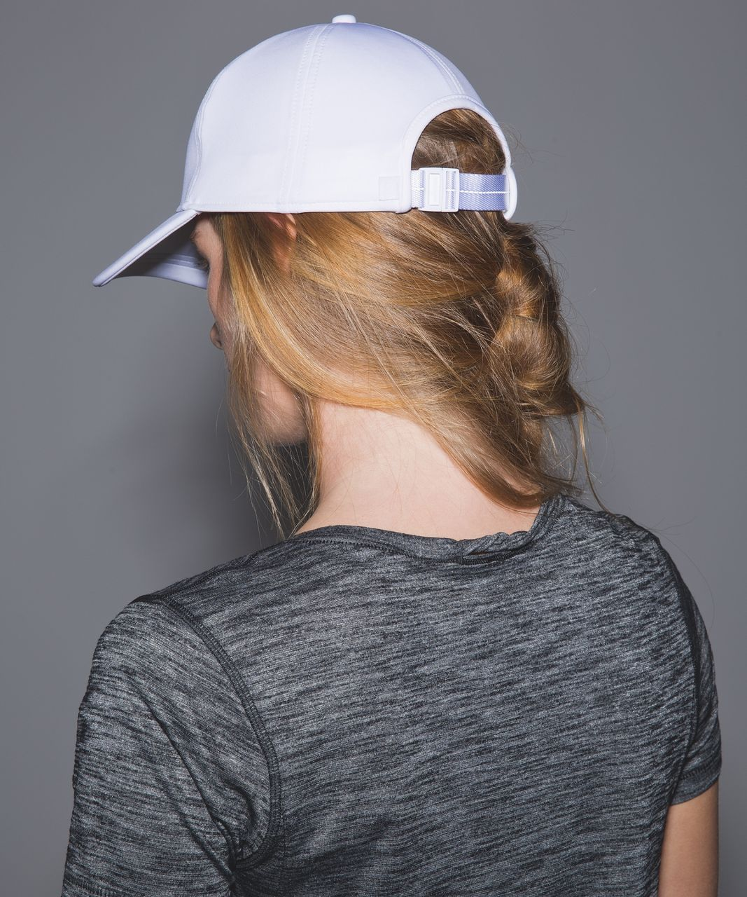 Lululemon Baller Hat - White / Blurry Belle Multi