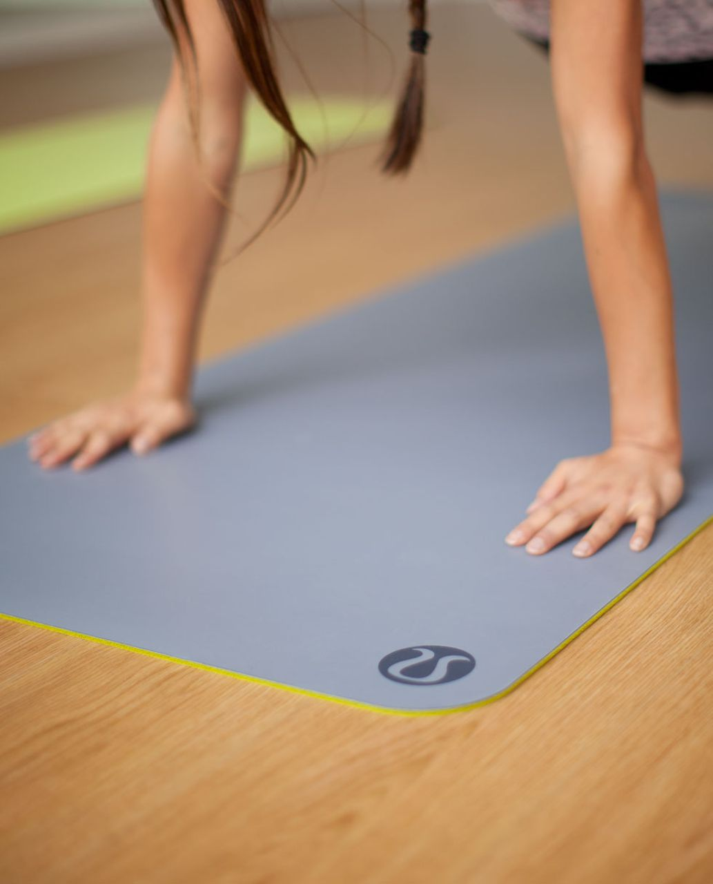 Lululemon The Mat - Fossil / Ray
