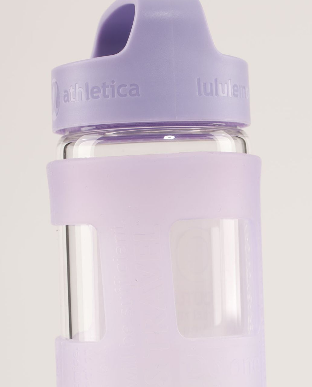 Lululemon Pure Balance Waterbottle - Lilac