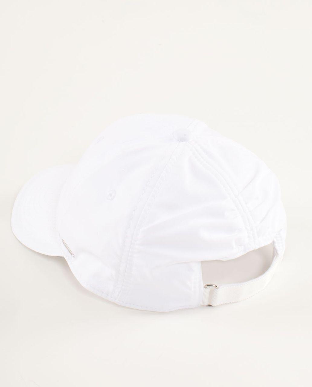 Lululemon Women's Cross Training Cap - White