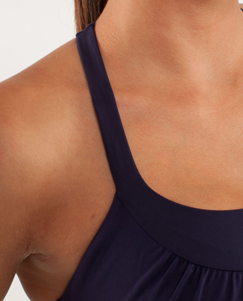 Lululemon Scoop Me Up Tank - Deep Indigo