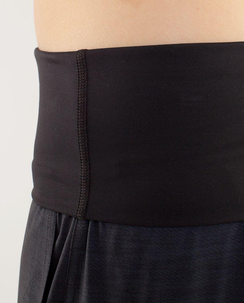 Lululemon Om Pant - Commuter Denim Black / Black
