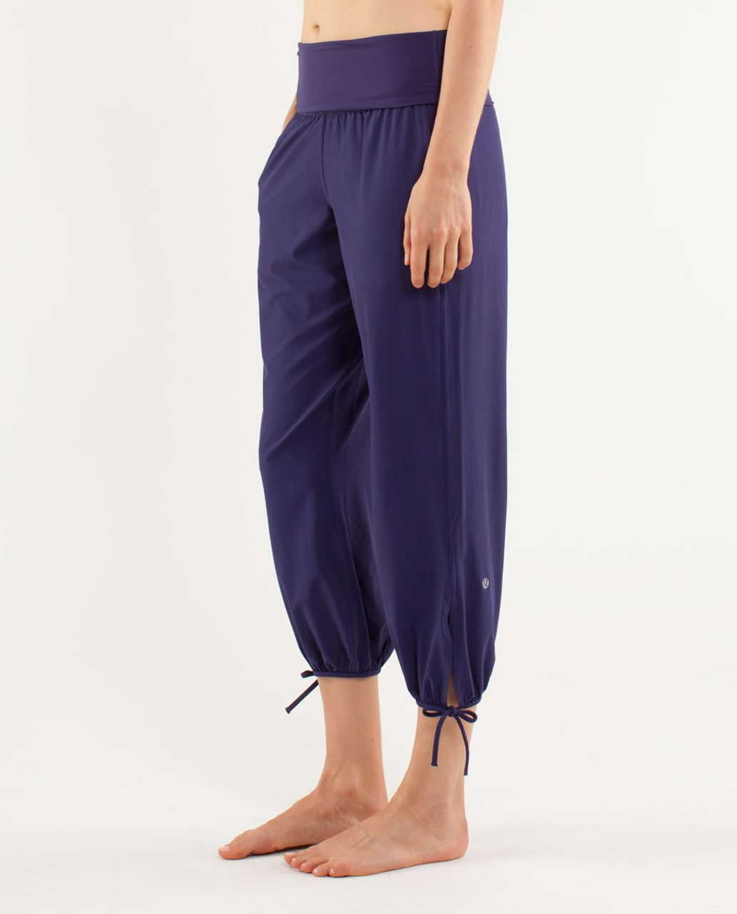 Lululemon Om Pant - Dense Purple