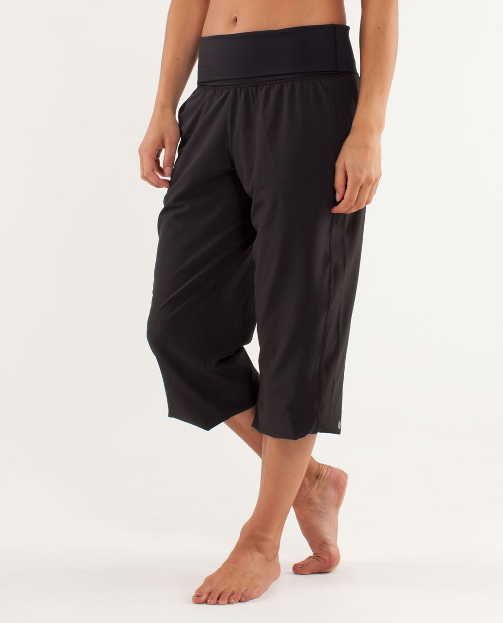 Lululemon Om Pant (First Release) - Black