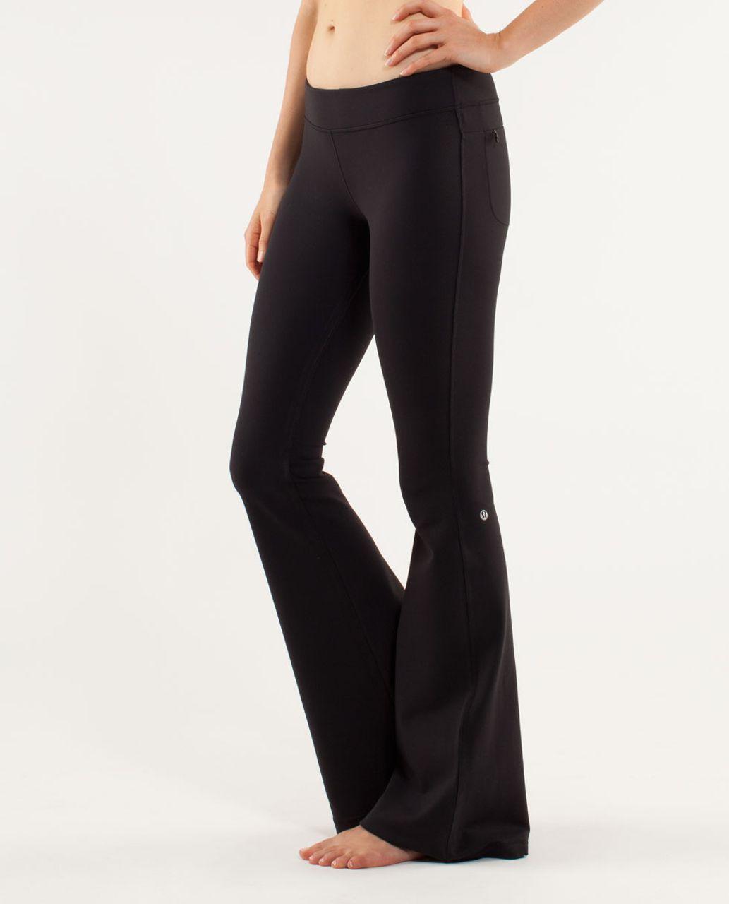 Lululemon Wanderful Flare Pant - Black