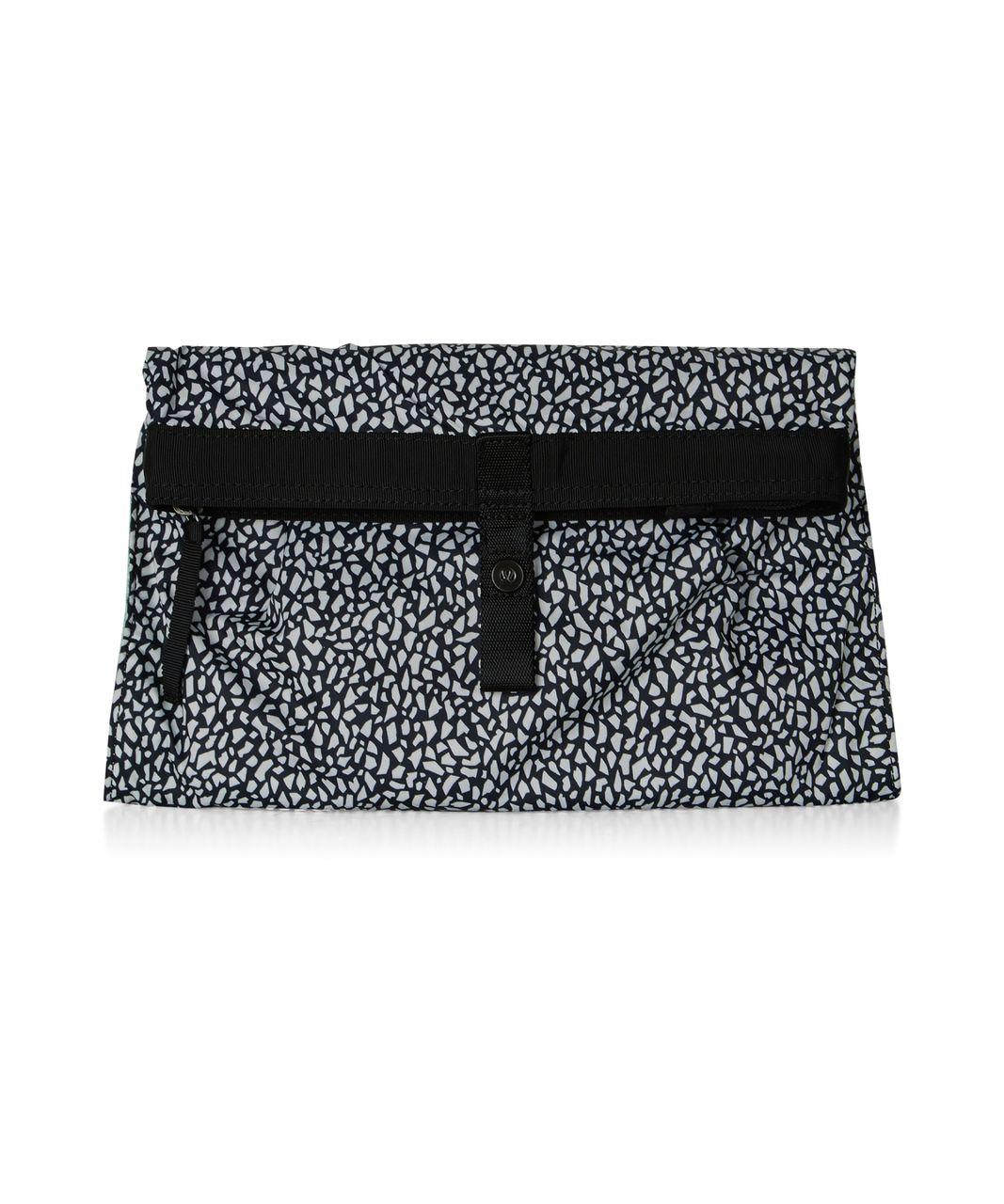 Lululemon Sweaty Or Not Kit - Miss Mosaic Black / Black