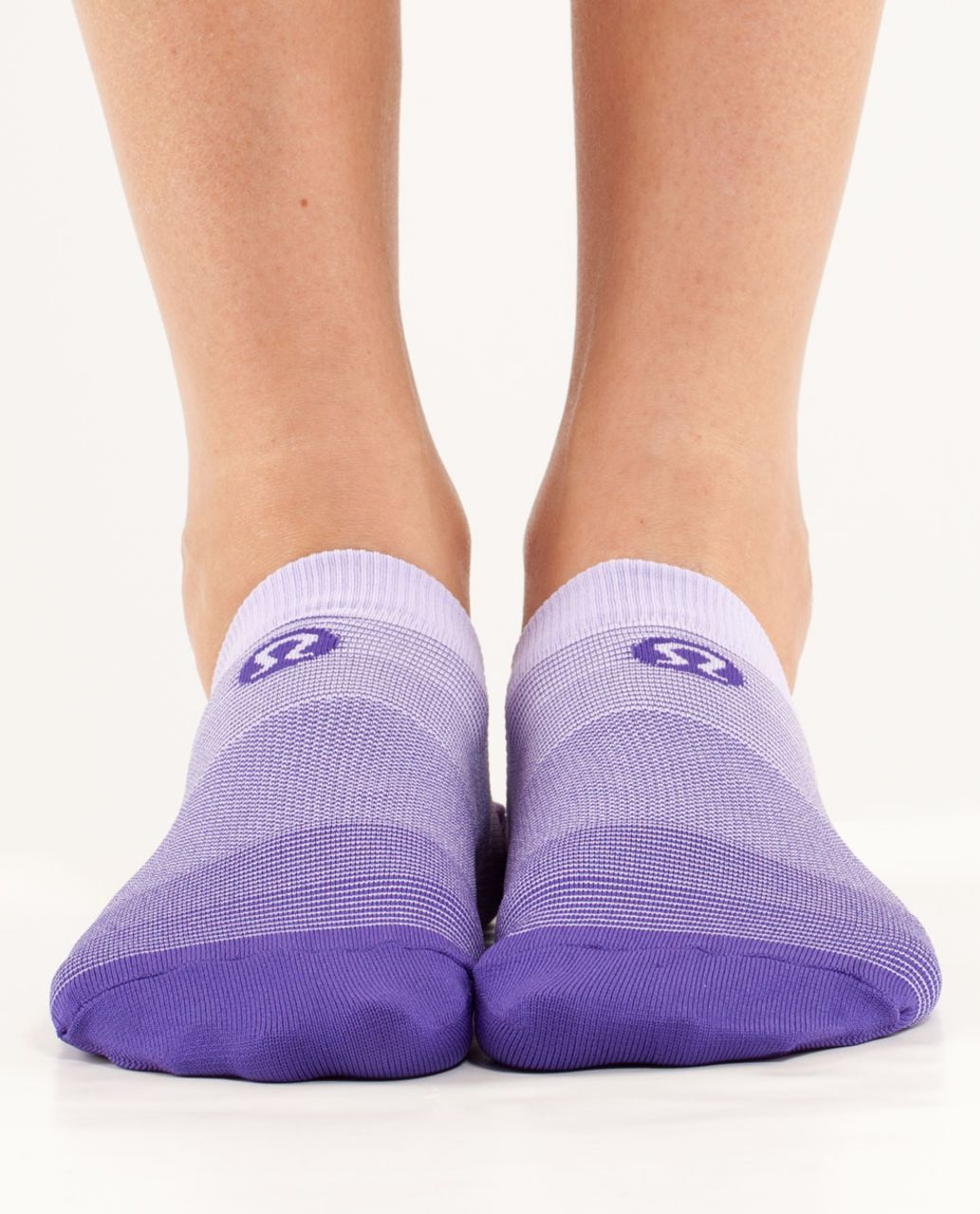 Lululemon Women's Featherweight Sock - Bruised Berry Lilac Gradient