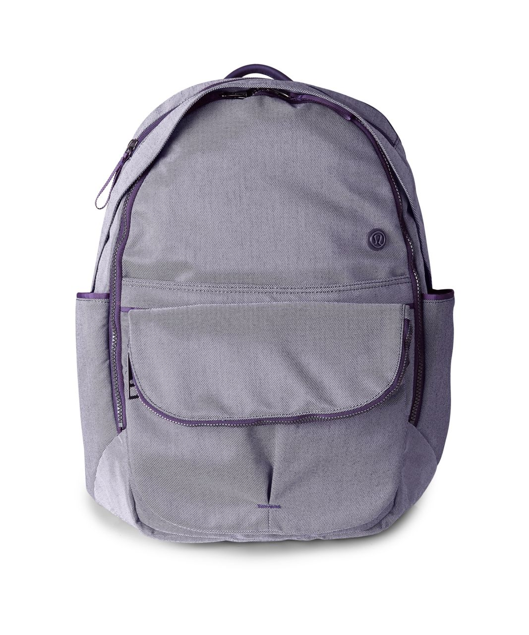Lululemon All Day Backpack - Deep Zinfandel / White