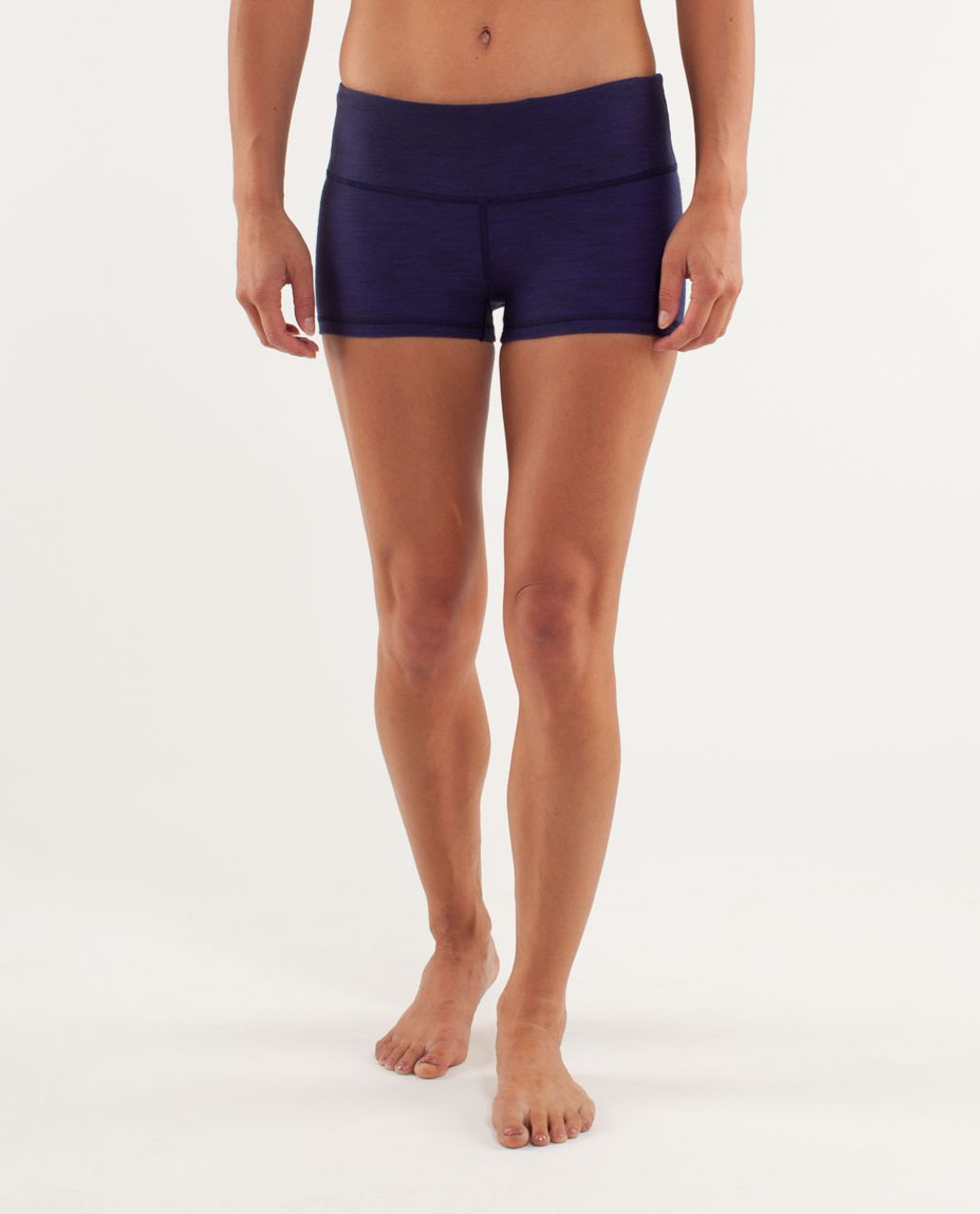 Lululemon Boogie Short *Denim - Deep Indigo Slub Denim / Deep Indigo
