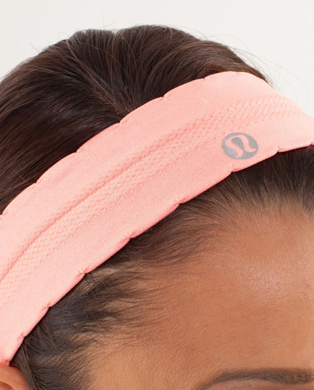 Lululemon Swiftly Headband - Pop Orange (First Release)