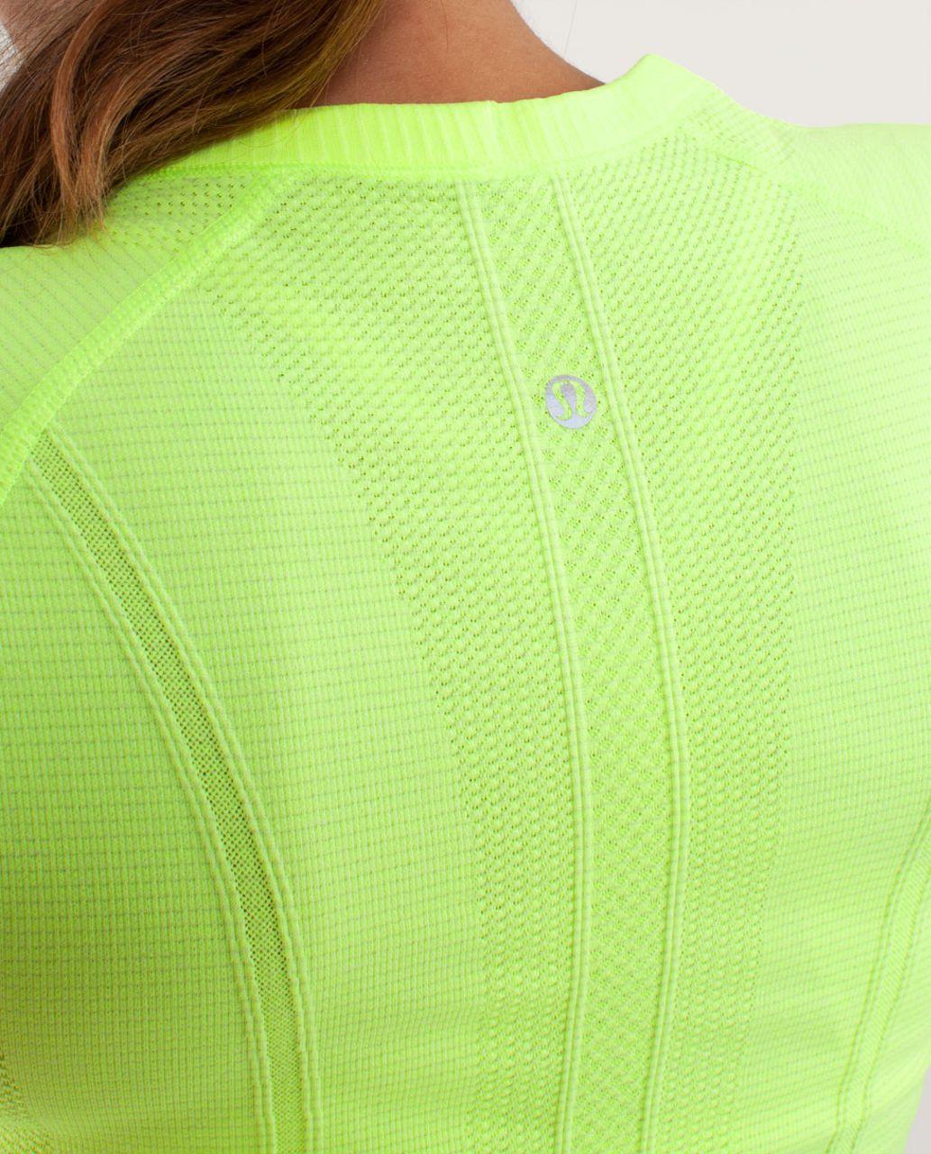 Lululemon Run:  Swiftly Tech Short Sleeve - Ray