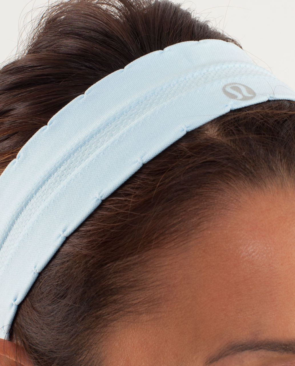 Lululemon Swiftly Headband - Caspian Blue
