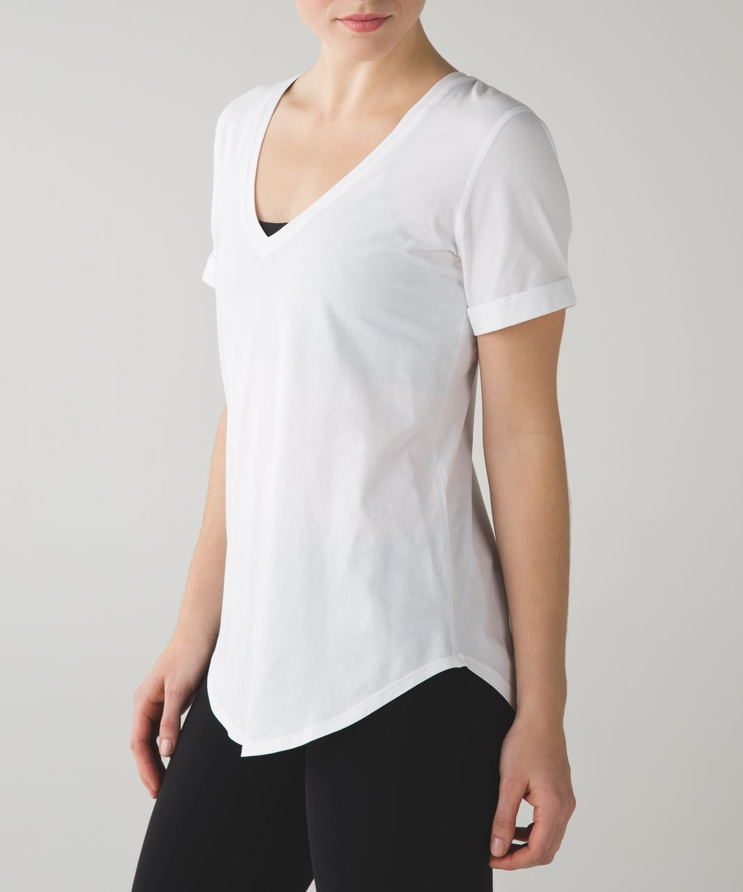 Lululemon Love Tee II - White