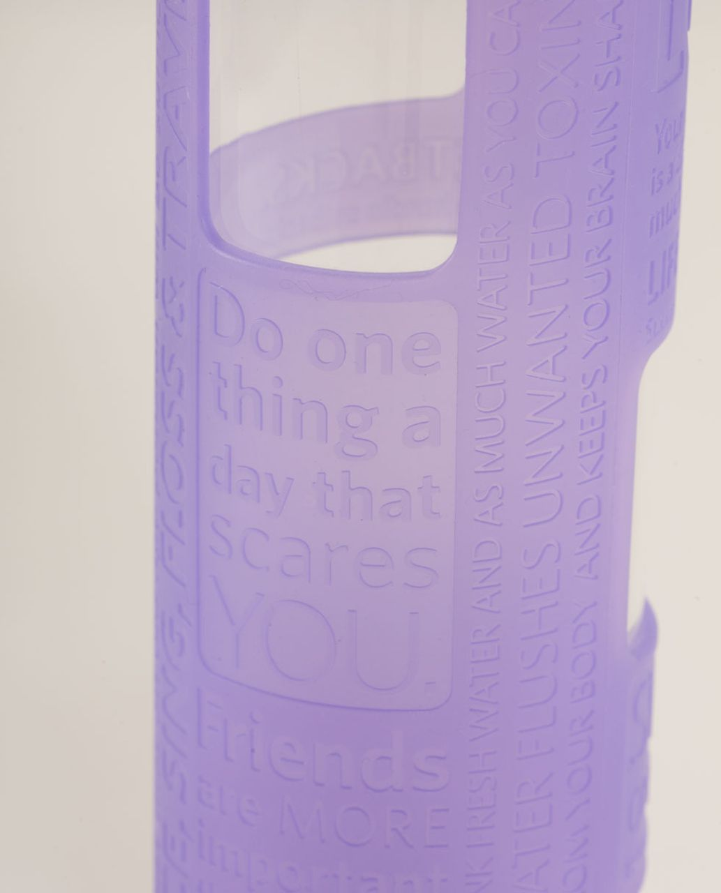 Lululemon Pure Balance Water Bottle - Power Purple