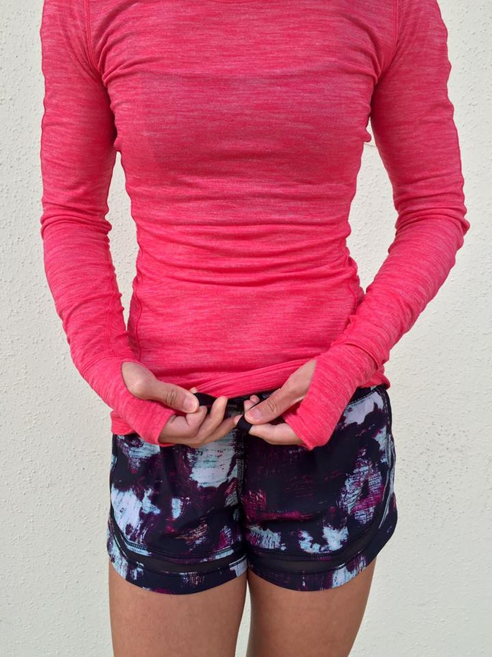 Lululemon Make A Move Short - Kara Blossom Multi