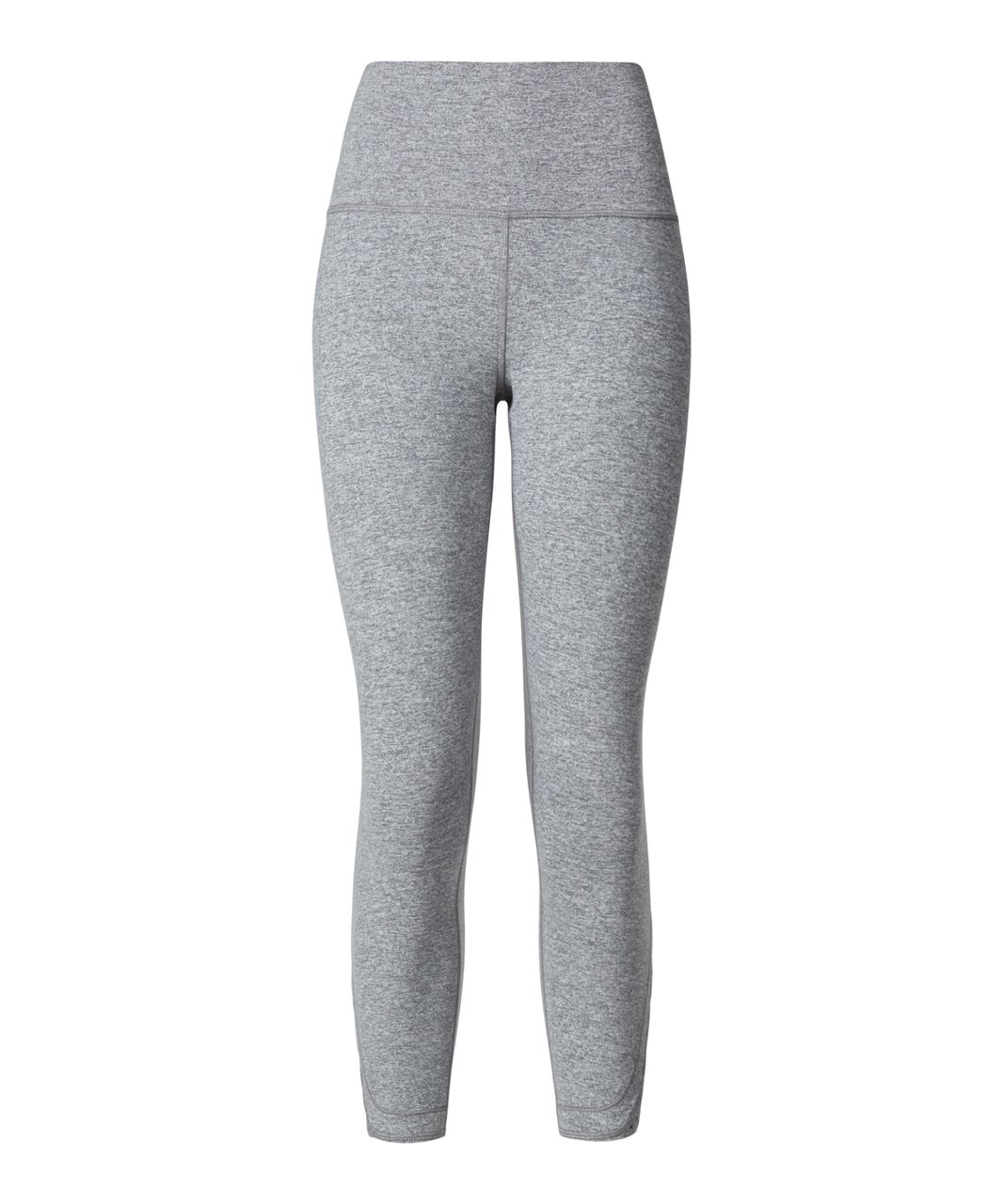 Lululemon True Self Crop II - Heathered Slate