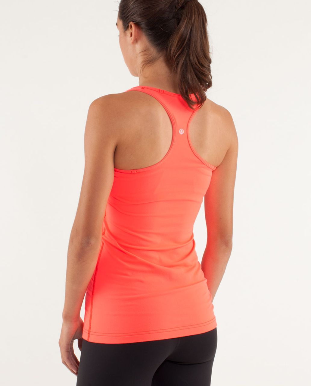 Lululemon Cool Racerback - Light Flare