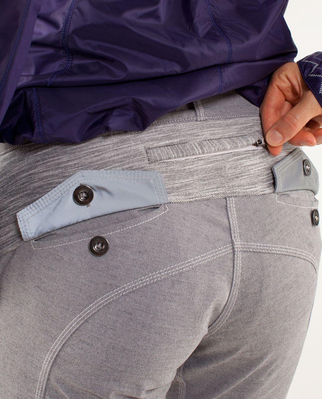 Lululemon Pedal Power Pant - Neutral Blush