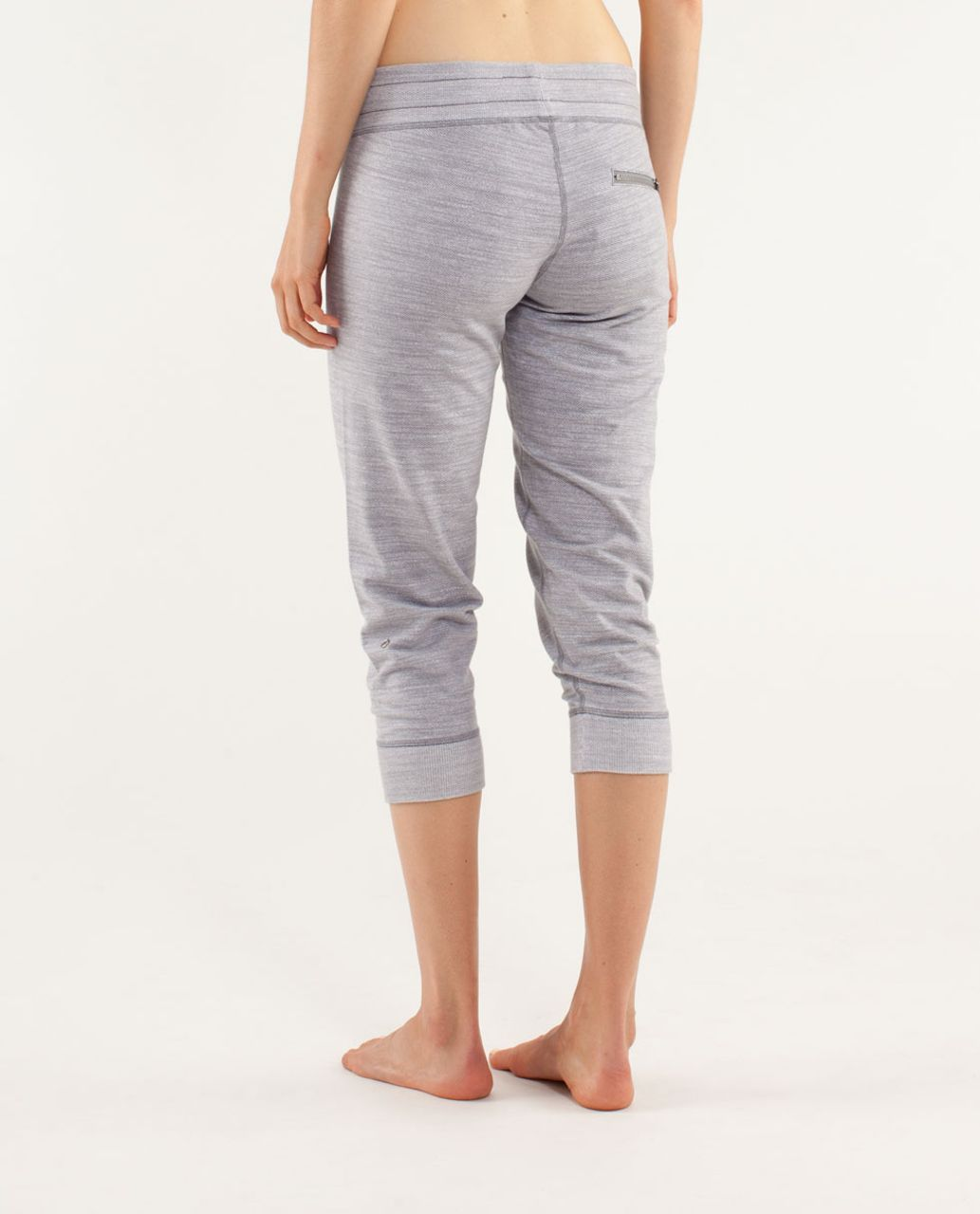 6d33c20ac8dd9 Lululemon Tea Lounge Crop - Commuter Denim White / Fossil - lulu fanatics