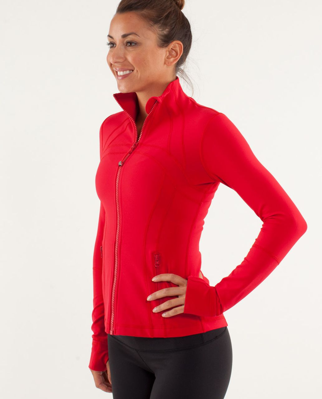 Lululemon Define Jacket - Currant