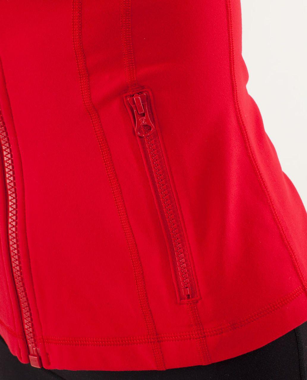 Lululemon Define Jacket - Currant