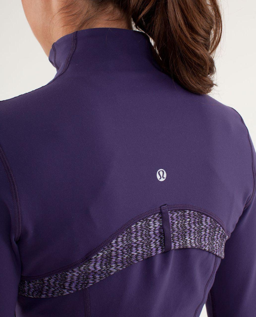 Lululemon Define Jacket - Dense Purple / Ziggy Wee Caspian