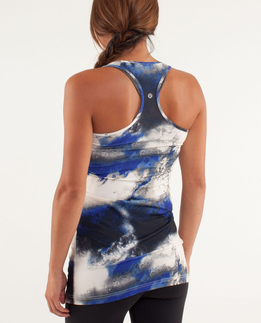 Lululemon Cool Racerback *Extra Long - Milky Way Multi
