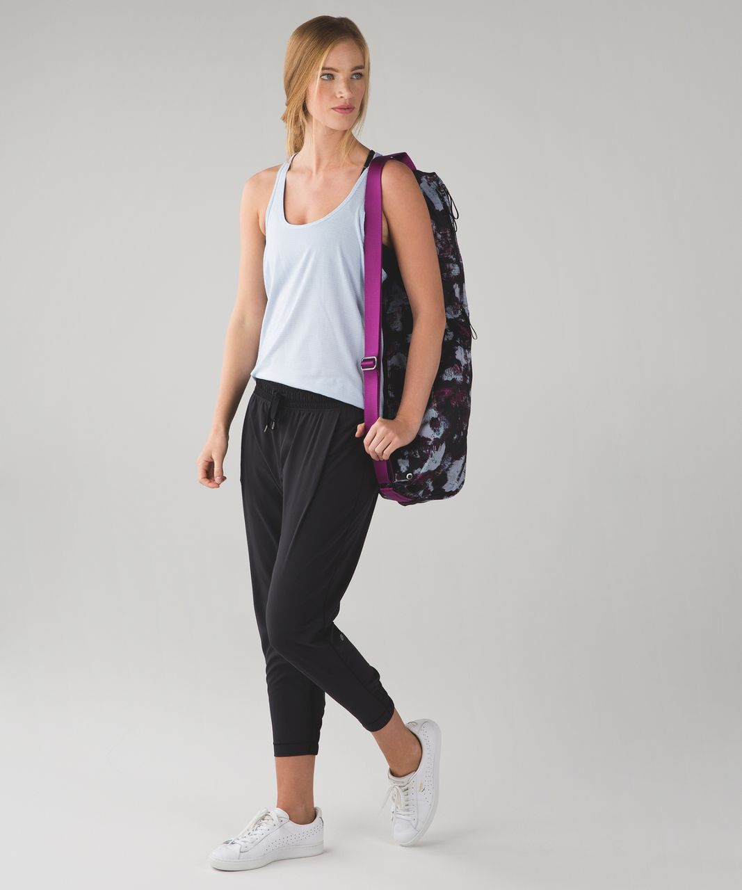 Lululemon The Yoga Bag *14L - Kara Blossom Multi