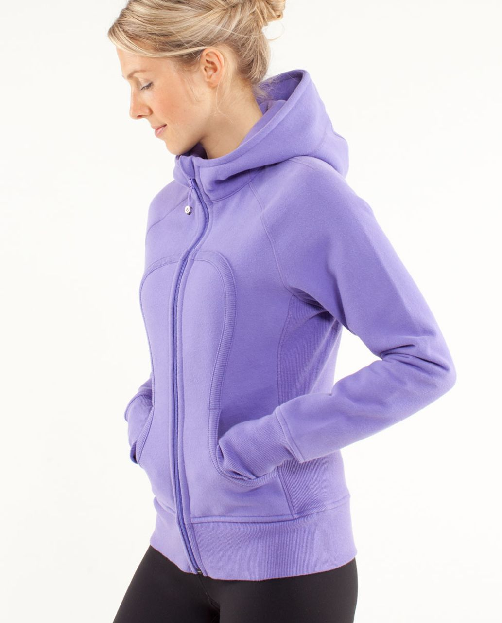 Lululemon Scuba Hoodie - Power Purple