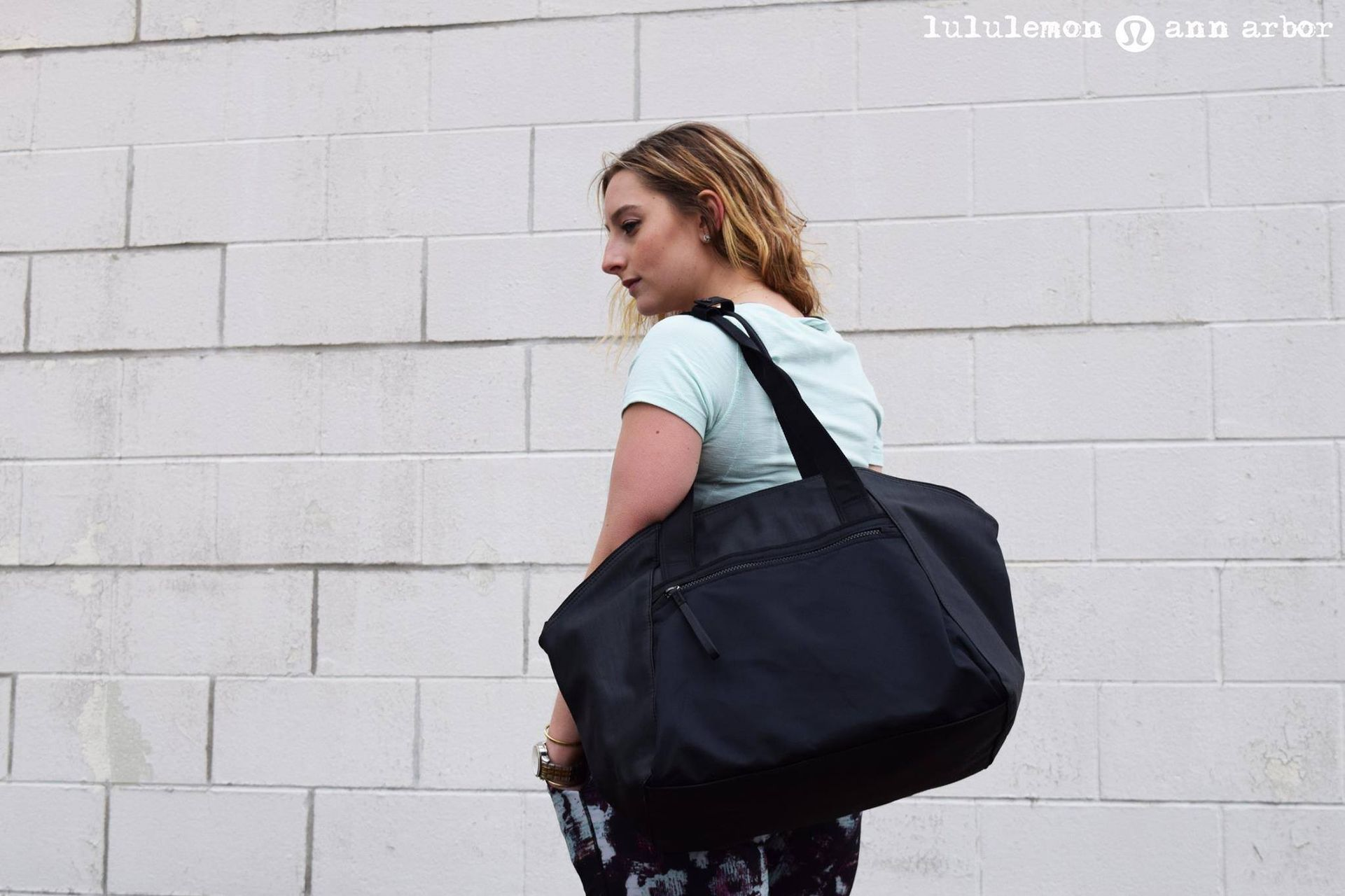 Lululemon Free To Be Bag - Black (First Release)
