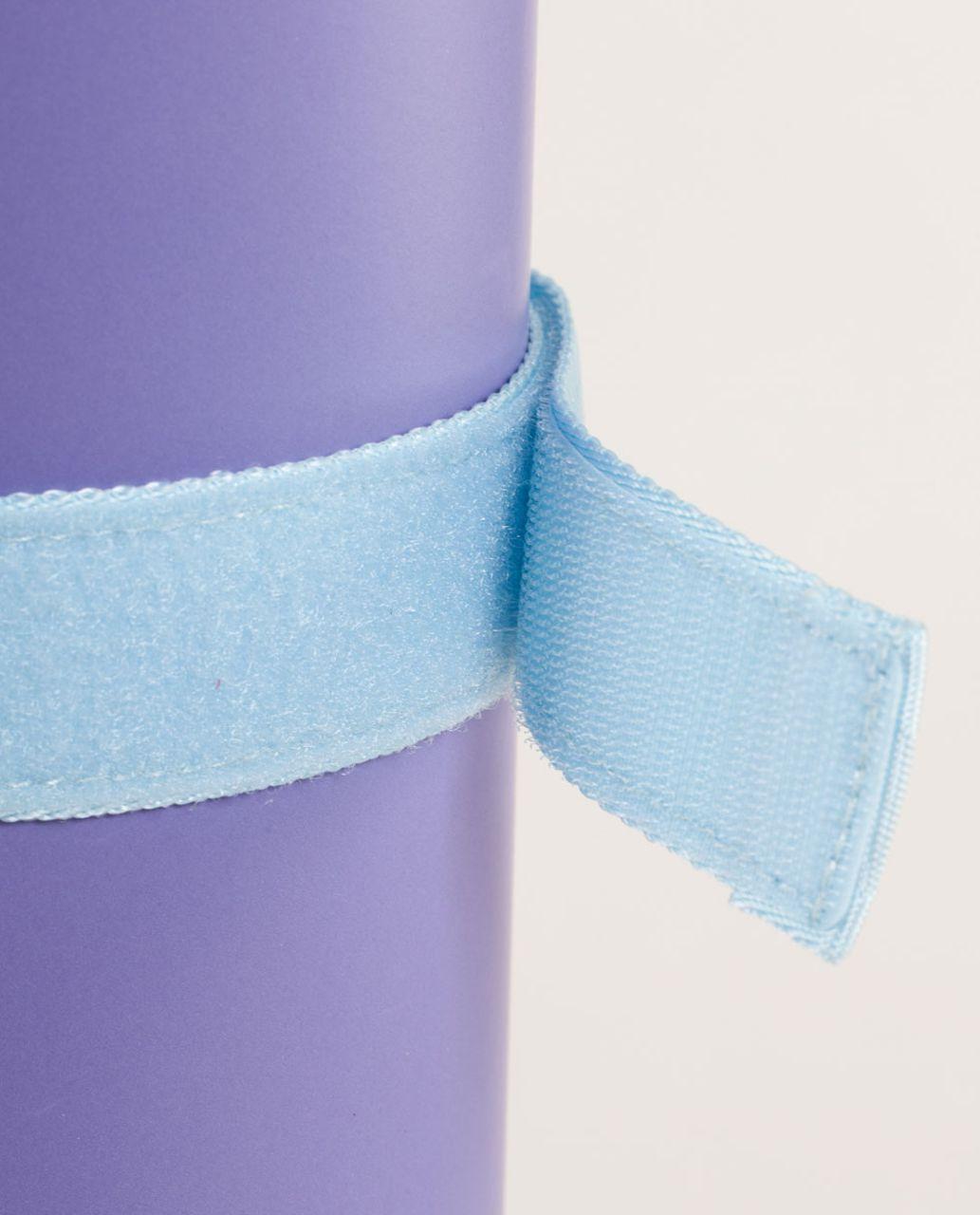 Lululemon No-Brainer Mat Strap - Caspian Blue