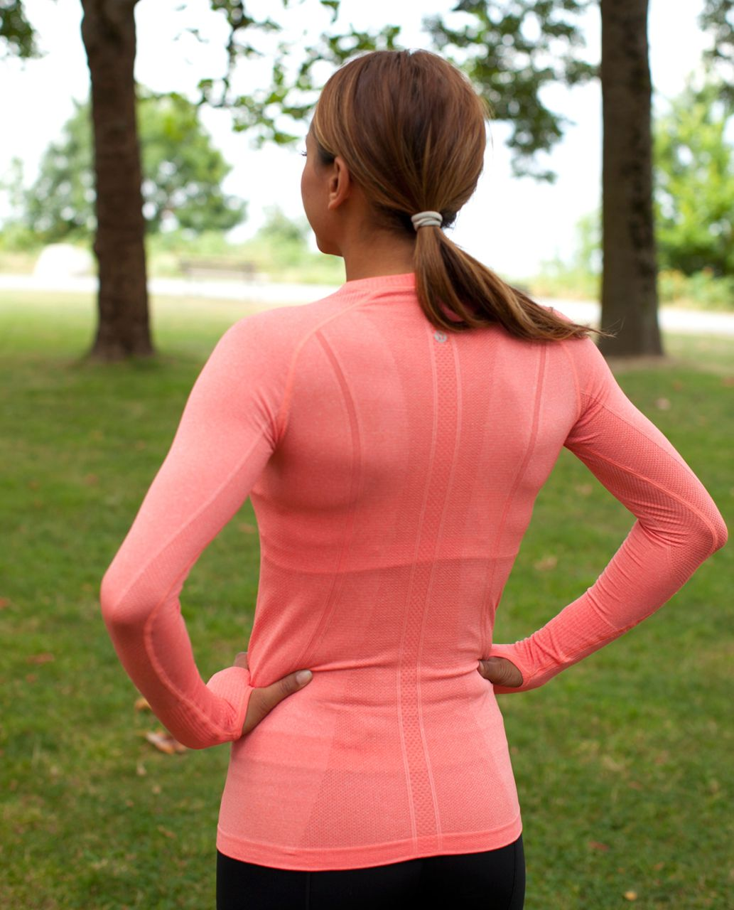 Lululemon Run:  Swiftly Tech Long Sleeve - Flare