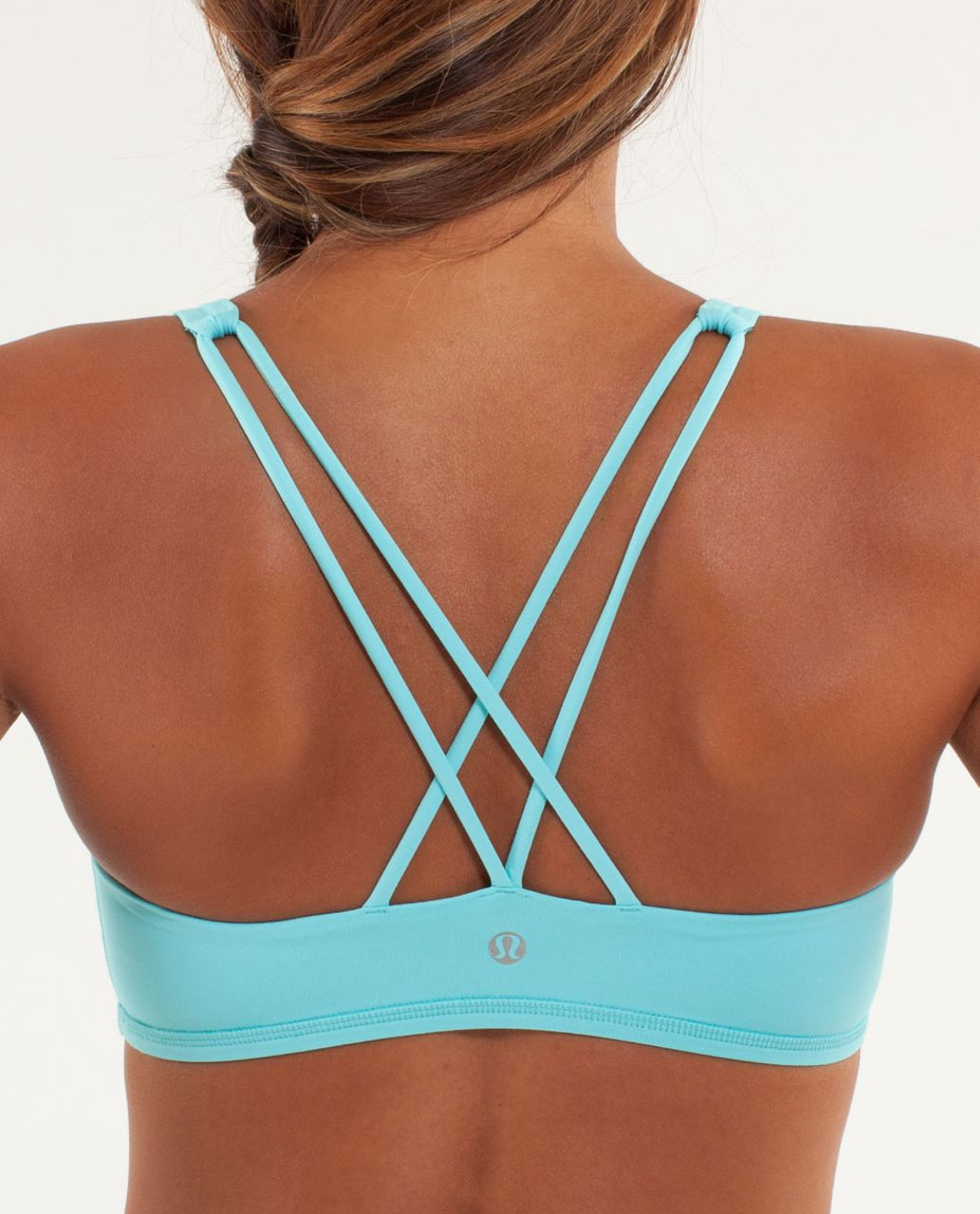 Lululemon Free To Be Bra (First Release) - Angel Blue