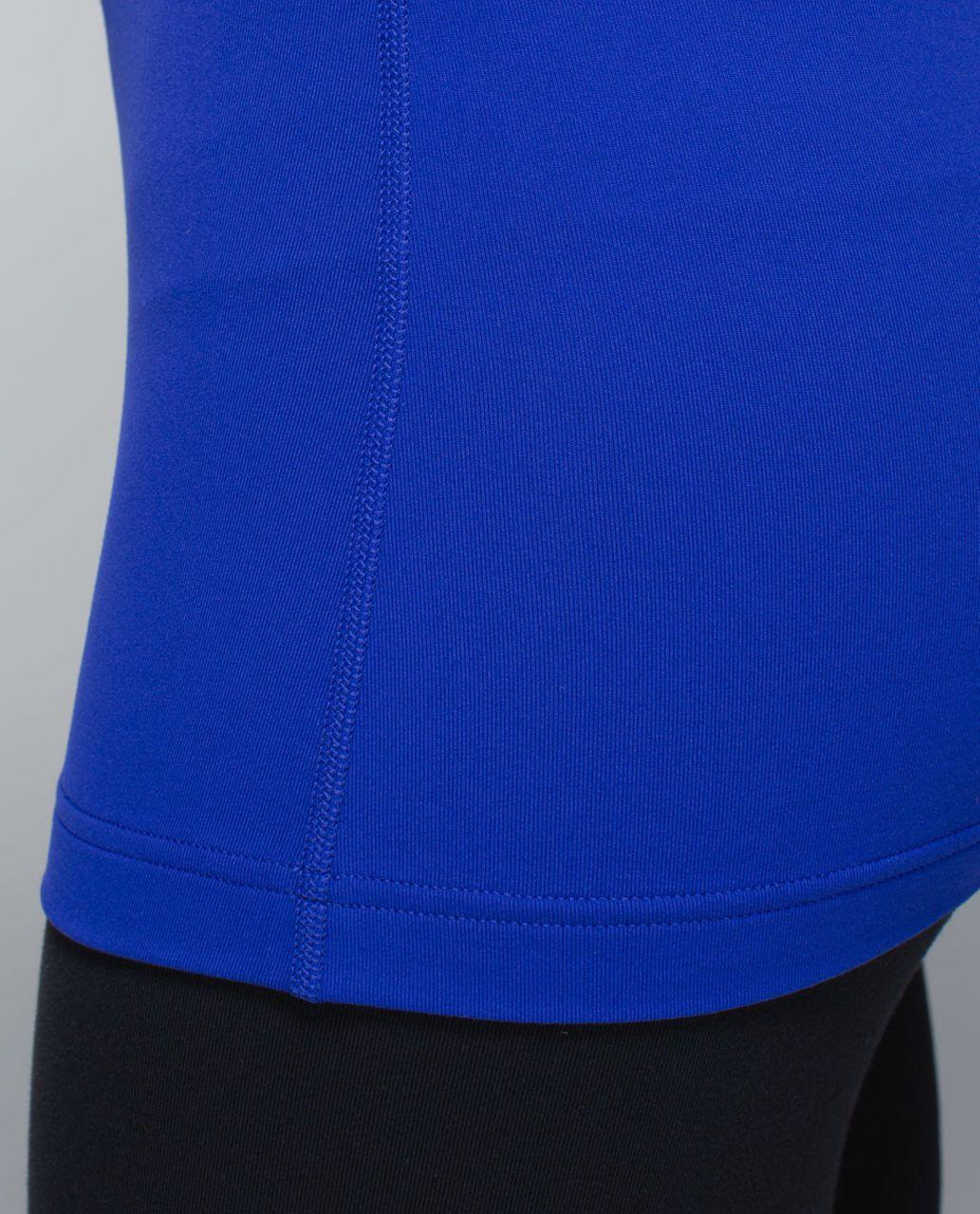 Lululemon Cool Racerback - Pigment Blue