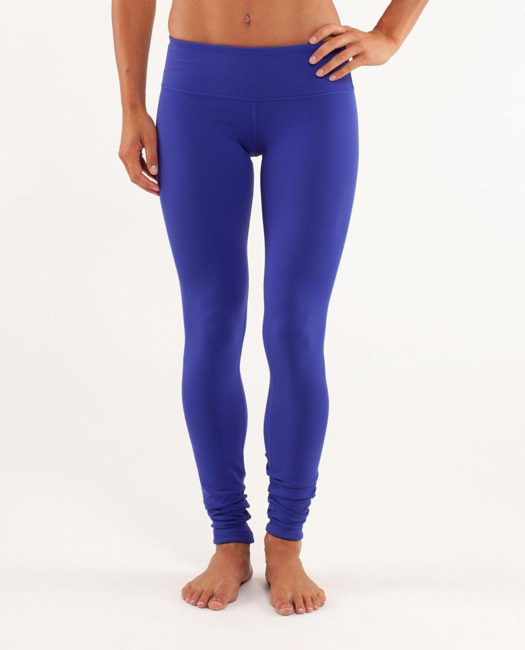 Lululemon Wunder Under Pant *Reversible - Pigment Blue /  Black
