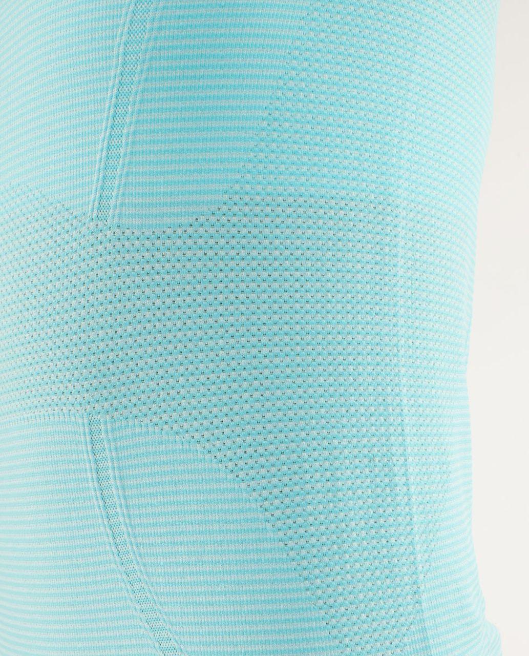 Lululemon Run:  Swiftly Tech Long Sleeve - Angel Blue
