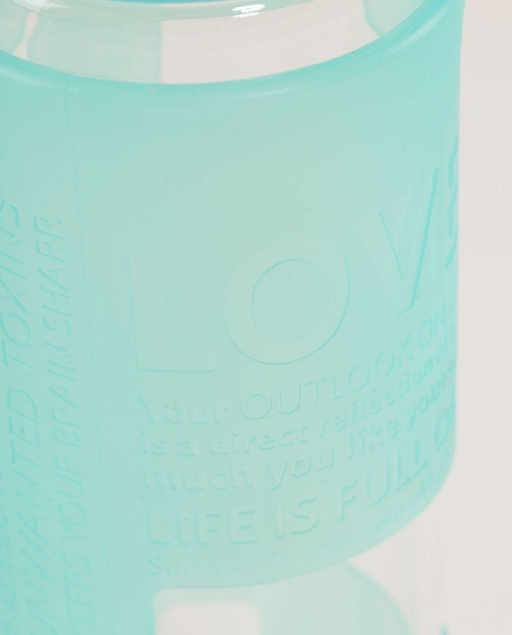 Lululemon Pure Balance Water Bottle - Angel Blue