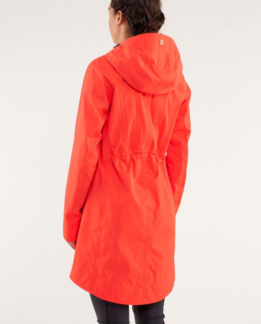 Lululemon Right As Rain Jacket - Flare / Bordeaux Drama - lulu ...