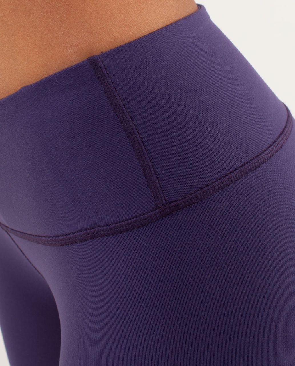 Lululemon Wunder Under Pant - Dense Purple