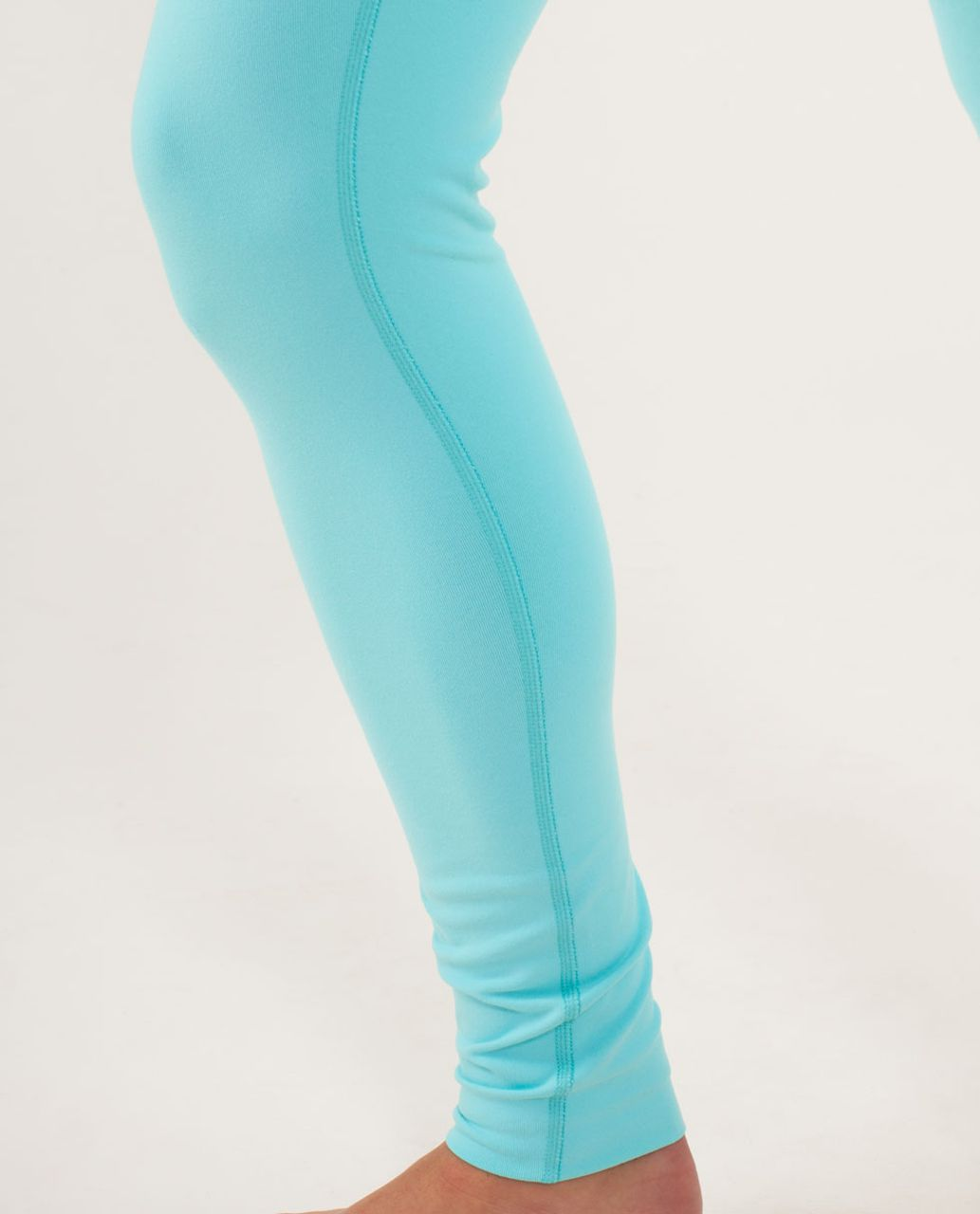Lululemon Wunder Under Pant - Angel Blue