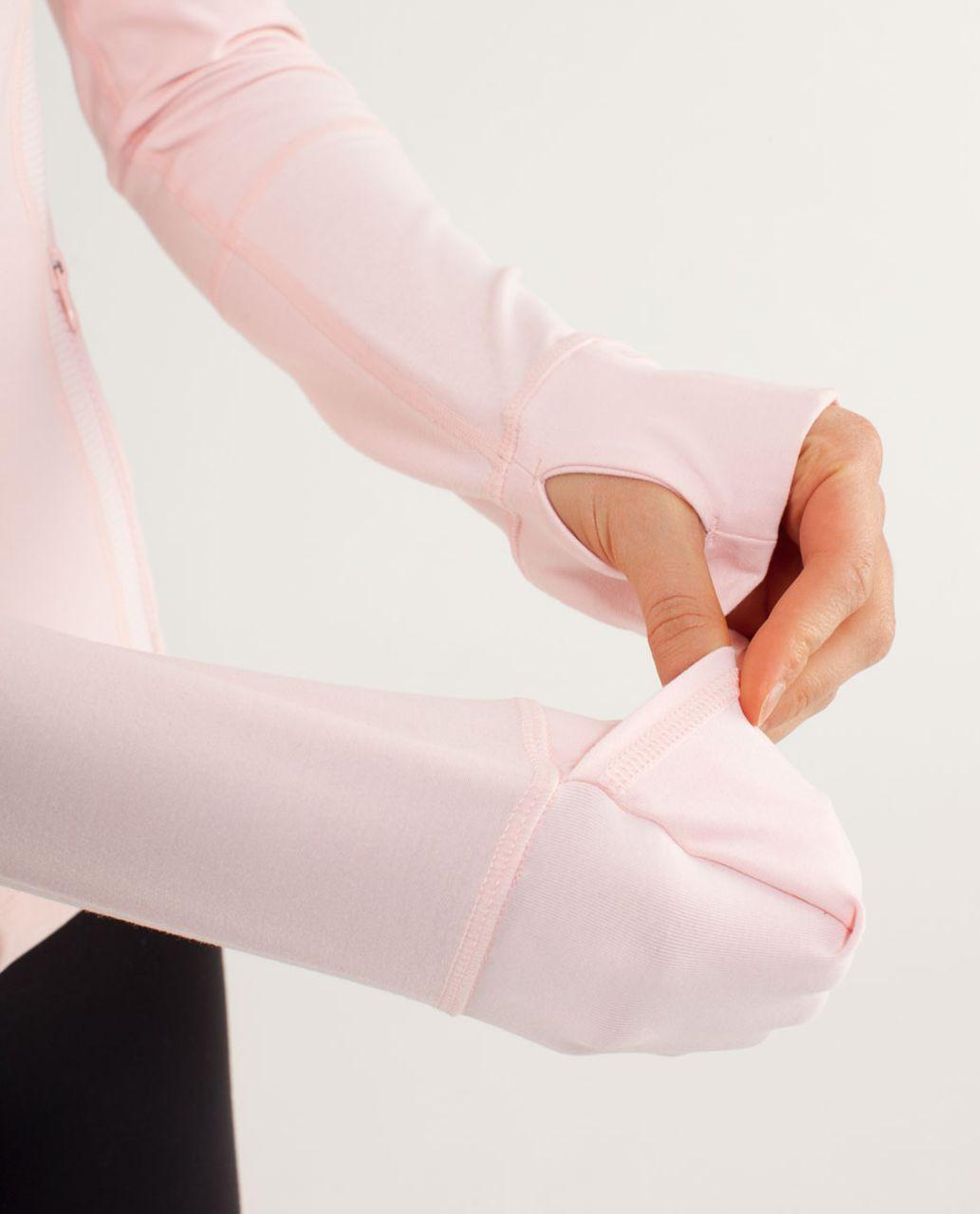 Lululemon Define Jacket - Heathered Pretty Pink / Tonka Stripe Pretty Pink / Heathered Pretty Pink