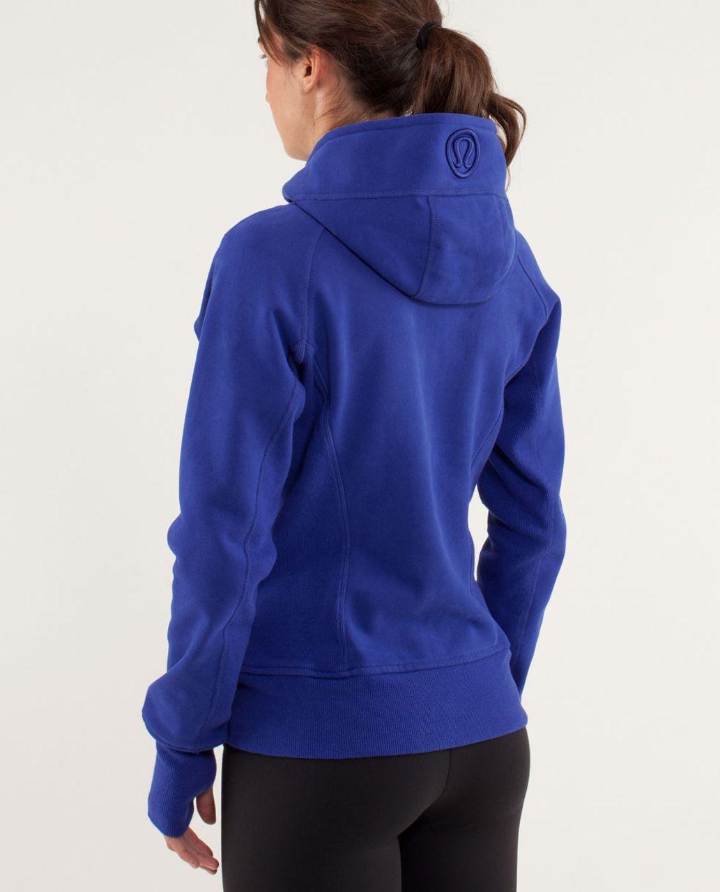 Lululemon Scuba Hoodie - Pigment Blue